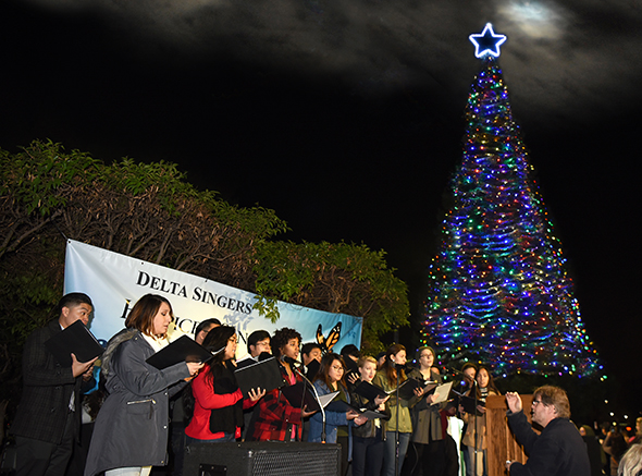 The 30th annnual 'Tree of Lights' ceremony will take place at 6 p.m. Tuesday, Nov. 20 at San Joaquin Delta College.