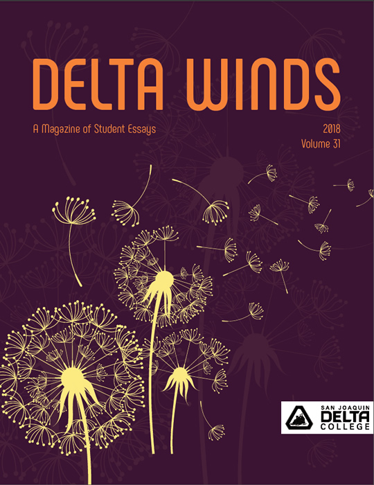 Delta Winds 2018 Cover