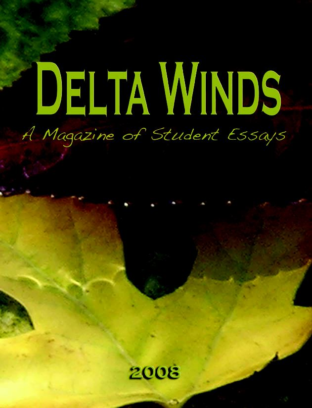Delta Winds cover 2008