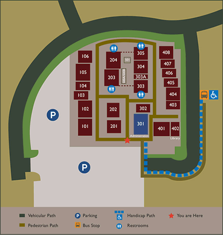 South Campus at Mountain House Directions, Maps, Parking on