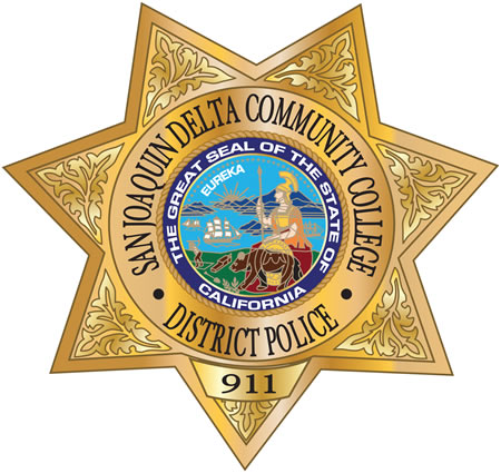 SJDCPD Official Badge