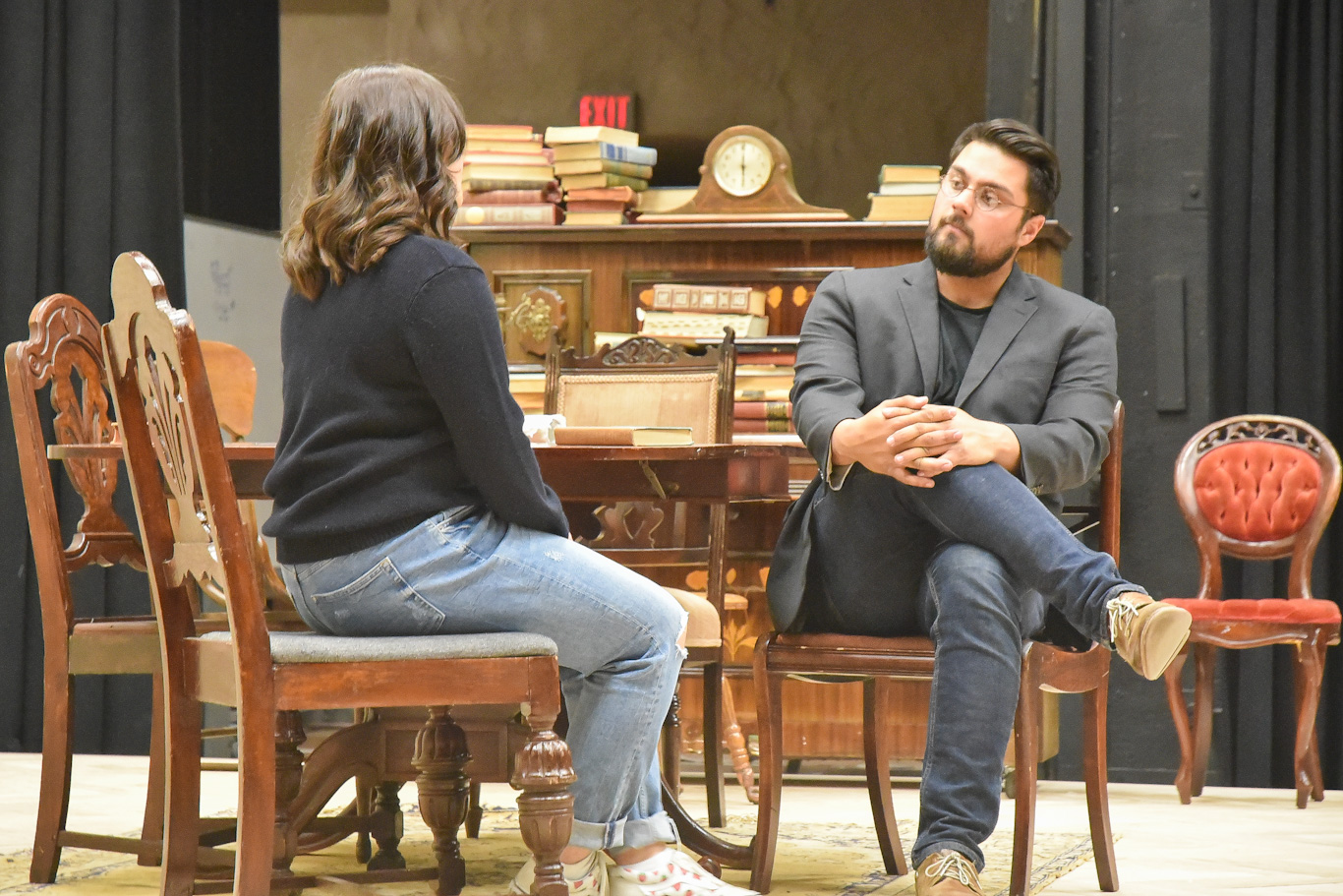"This spring's ""Uncle Vanya"" is just one of many performances at San Joaquin Delta College that will now be free of charge."