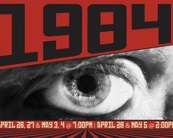 Drama students at San Joaquin Delta College present Orwell's classic '1984'