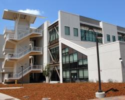 Delta College's new math and science building was one project funded by the college's $250 million Measure L bond.