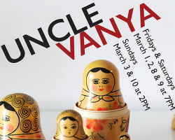 """San Joaquin Delta College presents the play """"Uncle Vanya"""" starting March 1"""