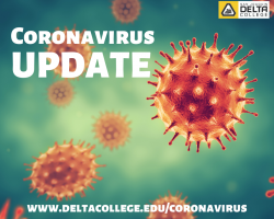 Coronavirus update from Delta College