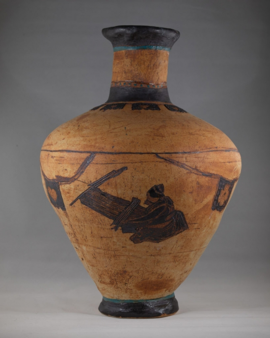 Alicia Van de Bor - Ceramic - vase