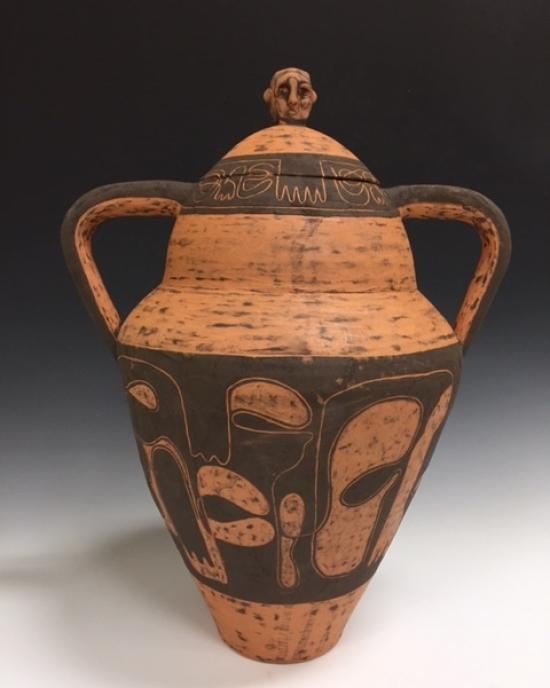 Abraham Alvarez - Ceramic Item - Vase