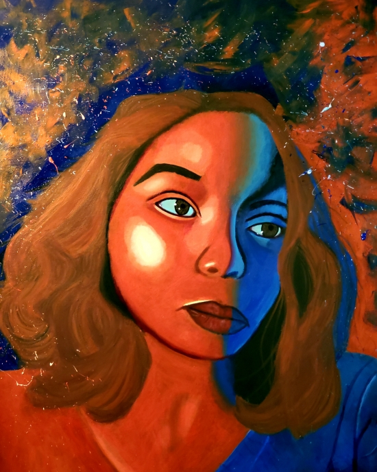 Liz Spruell - Painting - Portrait