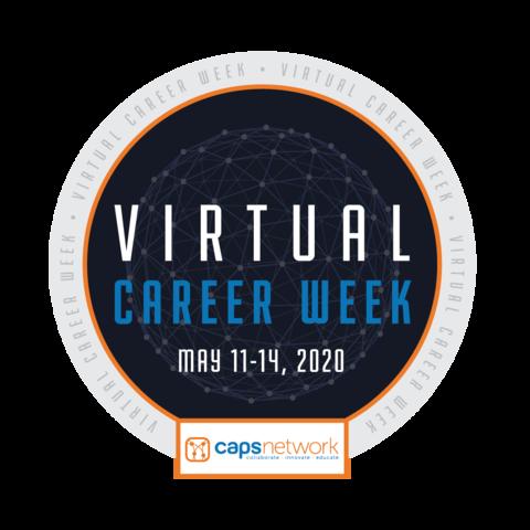 Virtual Career Fair Flyer