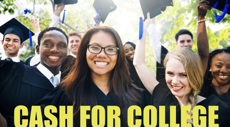 Cash for College Promo