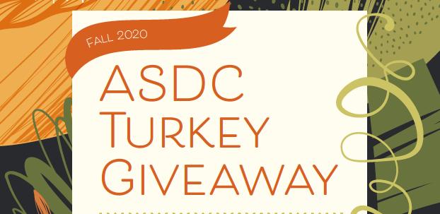 ASDC Turkey Giveaway
