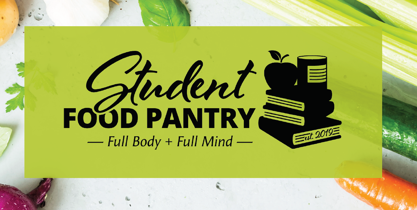 Delta Student Food Pantry - Full Body - Full Mind