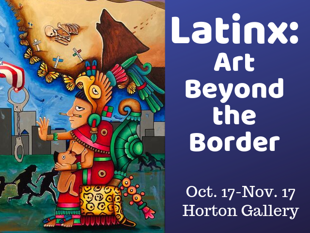 """Latinx: Art Beyond the Border"" will highlight the humanitarian crisis at the U.S.-Mexico border. The show runs Oct. 17-Nov. 7 at the L.H. Horton Jr. Gallery at San Joaquin Delta College."