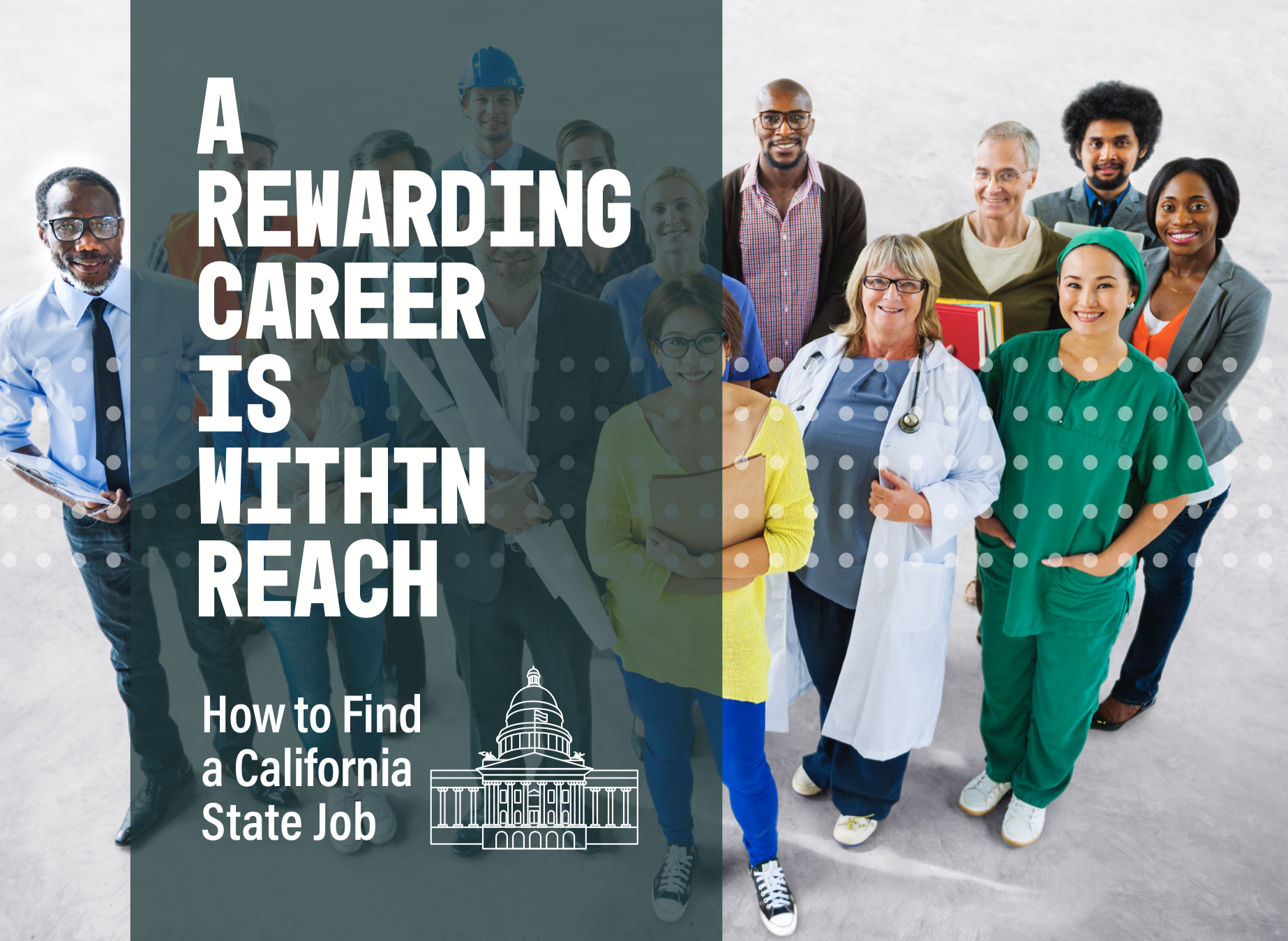 How to Find a State (CA) Job