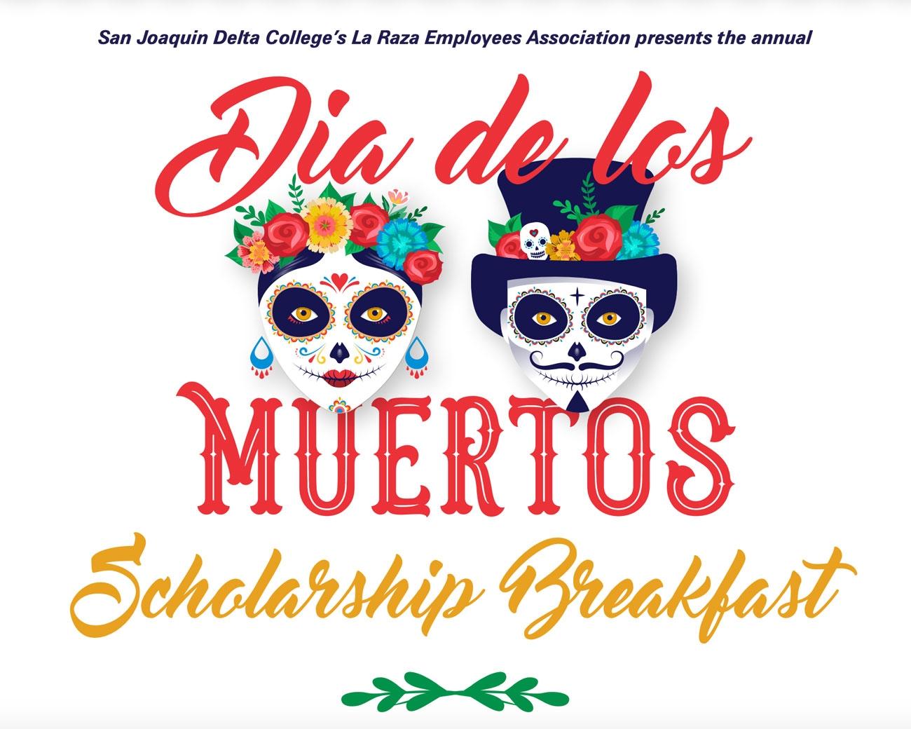 Dia De Los Muertos Scholarship Breakfast