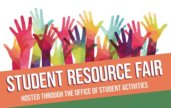 Student Resource Fair Promo