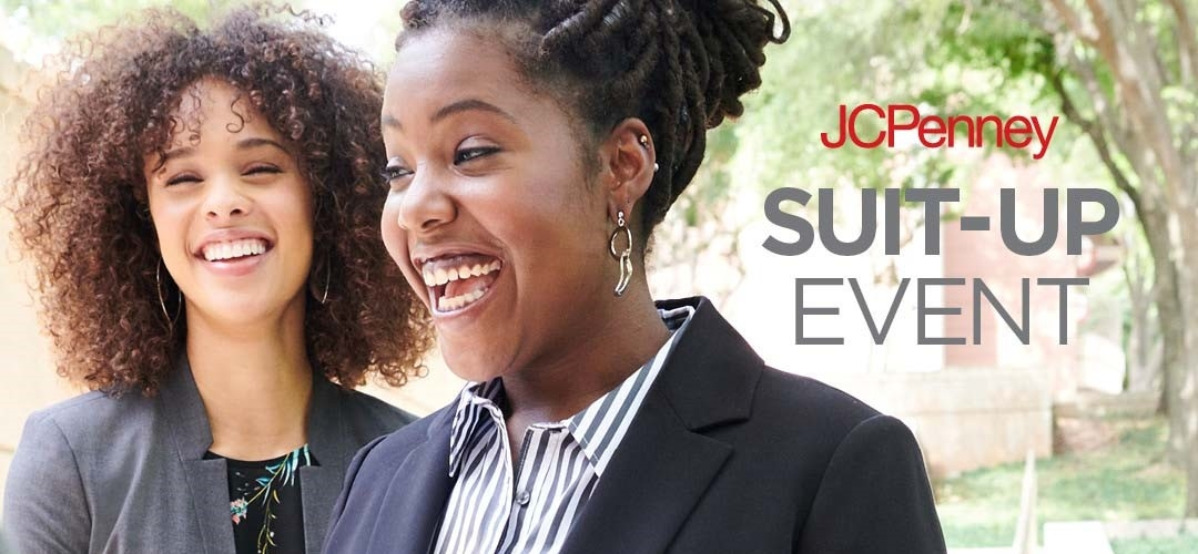 """The JCPenney at the Weberstown Mall will be open only to San Joaquin Delta College and University of the Pacific students from 6 p.m. to 9 p.m. on April 7 for the """"Suit Up"""" event. An extra 40 percent off career apparel will be offered."""