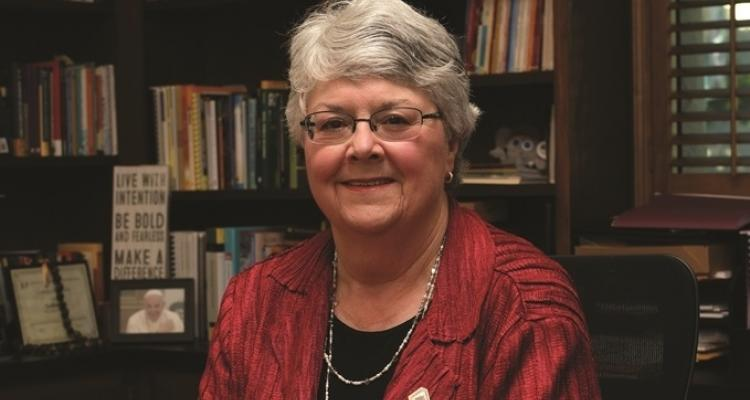 Delta College Superintendent/President Kathy Hart has been named chair of the 2018 Heart & Stroke Walk