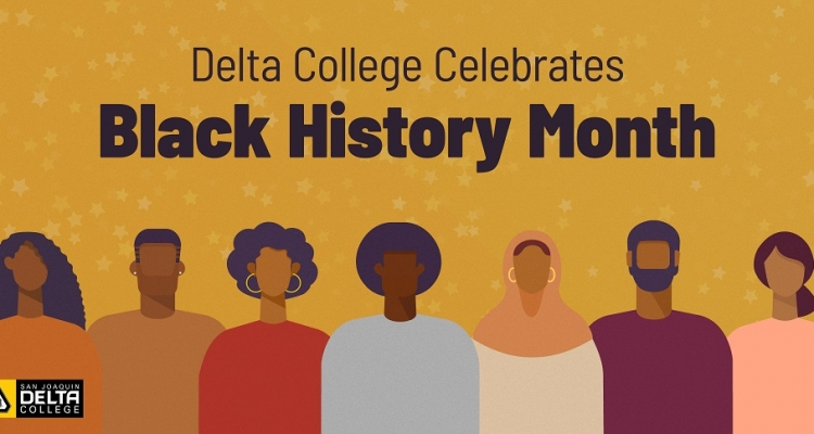 Black History Month at Delta College