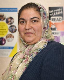 Photo of Ruqiyya Ashraf
