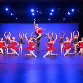Test Dance Program